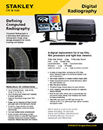 Spec Sheet - Digital Radiography